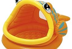 baby planschbecken fischmaul